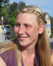 Christine Steingraber ( in Elternzeit )